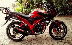 Cb Modif Touring by Foto Modifikasi Honda Cb 150r Touring Terbaru Paling
