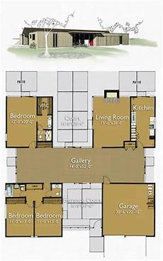 atomic ranch house plans atomic design luna s 50 s inspired ukes house plans