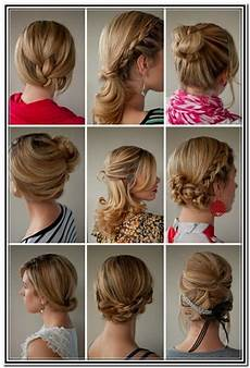 easy updos for medium length hair tutorial in updos
