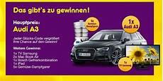 Netto Auto Gewinnspiel Audi A3 Deutschland Card Rubbellose