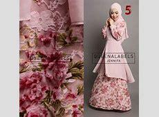 Jennifa 5 ? Baju Muslim GAMIS Modern