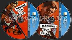 charles bronson collection machine gun dvd label dvd covers labels by customaniacs