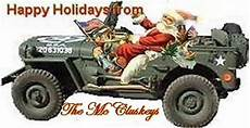 merry christmas g503 military vehicle message