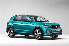 Vw T Cross 2018 Bilder Autobild De