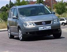 2004 Volkswagen Touran Overview Cargurus