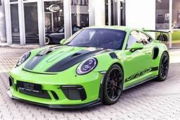 Techart Reveals Carbon Package For Porsche 9912 GT3 RS