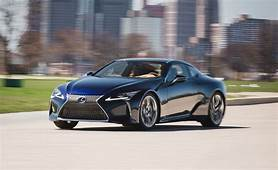 2018 Lexus LC500 Pictures  Photo Gallery Car And Driver