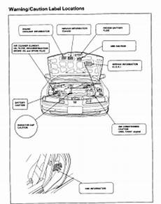 honda legend coupe 1990 service manual workshop service