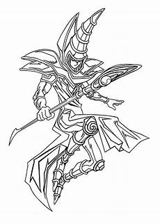 yu gi oh coloring pages to and print for free