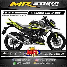Stiker Motor Fiz R Keren by Stiker Motor Vixion R Stabilo Grafis Stiker Motor