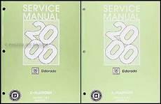 online car repair manuals free 2000 cadillac eldorado seat position control 2000 cadillac eldorado repair shop manual original 2 volume set