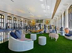 Apartment Amenities Of The Future by State Of The Fitness Center And Resident Common Area