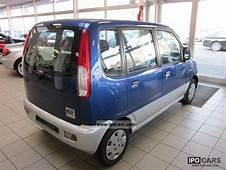 2001 Daihatsu Move 10  Car Photo And Specs