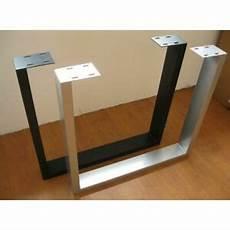 tischbeine u form tischgestell tischbeine metallgestell u form versch