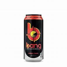 vpx bang citrus twist 12 cans jet com