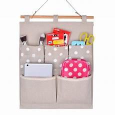small 5 pockets wall hanging sundries organizer buy