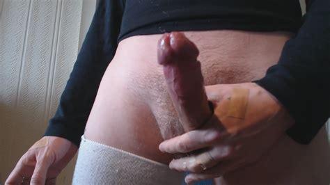 Big Black Dick Wanking