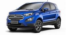 ford ecosport prix ttc prix ford ecosport 1 0 l ecoboost 125 trend neuve 67 990 dt