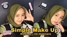 Make Up Remaja Simple Dirumahaja Tutorial Make Up