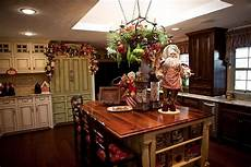 Decorations In Kitchen by Decorating Ideas That Add Festive Charm To Your
