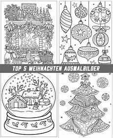 Weihnachts Ausmalbilder Erwachsene Top 5 Weihnachten Ausmalbilder F 252 R Erwachsene Alll