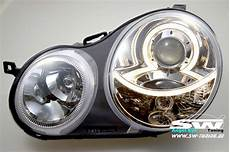 eye scheinwerfer vw polo 9n 02 04 chrome tuning