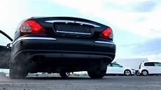 jaguar x type 3 0 v6 ethanol jaguar x type 3 0 v6 exhaust sound