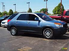 Buick Rondevu 2002 by Opal Blue 2002 Buick Rendezvous Cxl Awd Exterior Photo