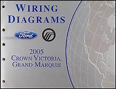 2005 Crown Grand Marquis Repair Shop Manual
