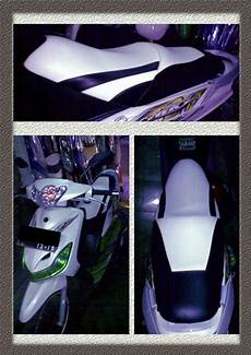 Jok Motor Variasi by Bengkel Jok Motor Jok Yamaha Mio Simple Mode2