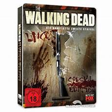 the walking dead die komplette zweite staffel