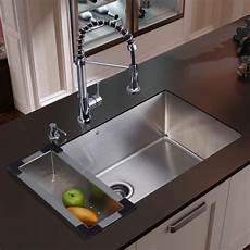 vigo stainless steel undermount kitchen sink faucet combo