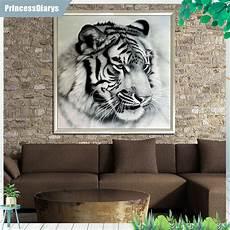 30 Trend Terbaru Kartun Lukisan Harimau Pensil Pantherrka