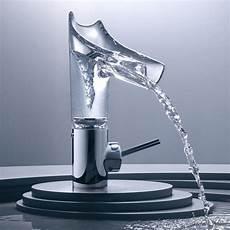 axor starck v axor starck v 140 basin mixer with glass spout uk bathrooms
