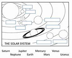 solar system planets for worksheet science worksheets