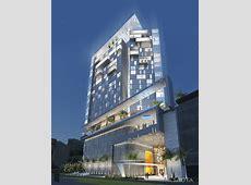 Modern Hotel Exterior Design Residential Buildings