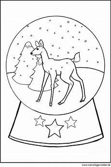 Gratis Malvorlagen Zum Ausdrucken Quiz Gratis Ausmalbild Mit Einer Schneekugel Und Einem Kleinen