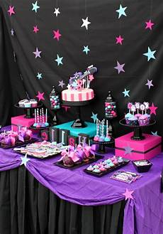 Ideen Für Geburtstagsparty - wunderbare tischdeko zum kindergeburtstag