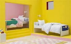 colourful textiles and accessories for a bedroom ikea