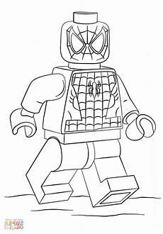 Malvorlagen Lego Marvel Lego Ausmalbilder Einzigartig Spider