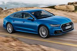 2019 Audi A7 First Look Four Door Fastback Gets Techier