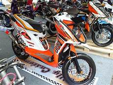 Motor X Ride Modif by Kumpulan Foto Modifikasi Motor Yamaha X Ride Terbaru