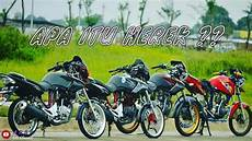 Tiger Modif Herex by Tiger Gl200 Herek Modifikasi Zaman Now