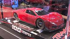 100mph rc car traxxas xo 1 sema 2012