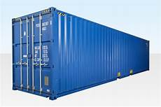 container 40 hc 40ft x 8ft 9ft 6 quot one trip high cube shipping container bl