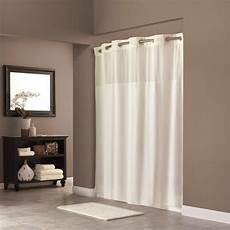 Hookless Fabric Shower Curtain hookless fabric shower curtain beige new free shipping