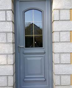 remplacement panneau porte pvc fabrication de porte d entr 233 e en aluminium menuiserie