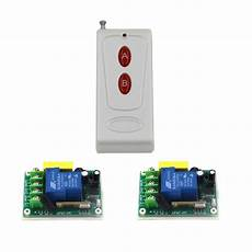 315mhz Wireless Remote Switch Transmitter by 1set Remote Switch System Ac 220v 30a 315mhz 1ch Wireless