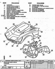 radiator support s shown in 69 aim corvetteforum chevrolet corvette discussion