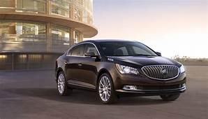 2014 Buick LaCrosse Breaks Cover Ahead Of New York Reveal
